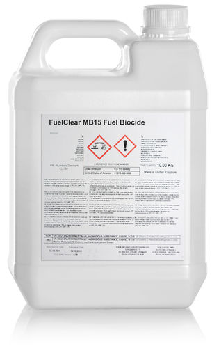 FuelClear® MB15 Fuel Biocide